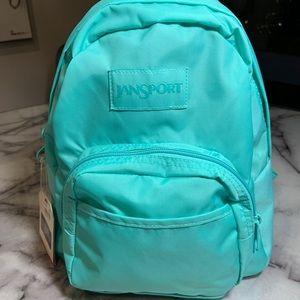 Tropical Teal Jansport Mini Backpack NWT